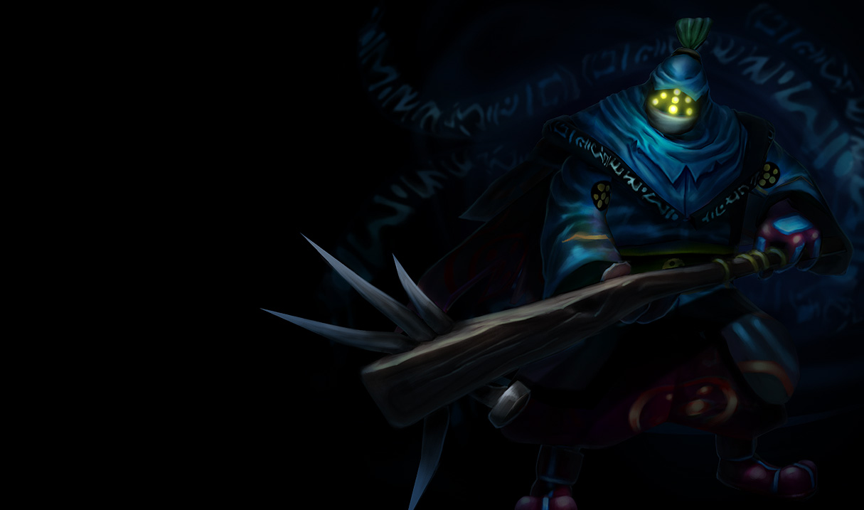 Vandal Jax Skin Old League Of Legends Wallpapers
