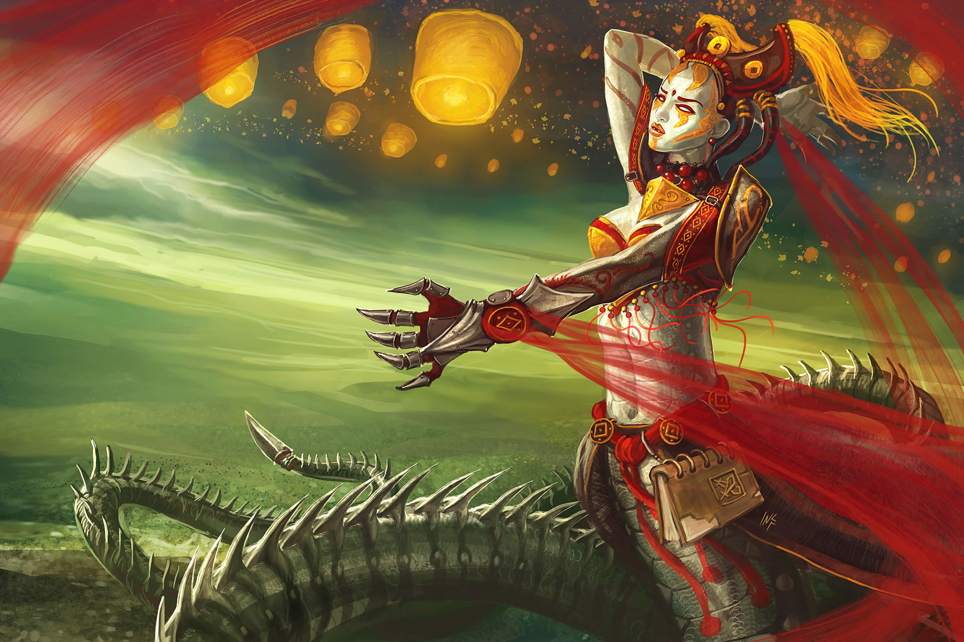 Art Of Revelry Contest Cassiopeia League Of Legends Wallpapers