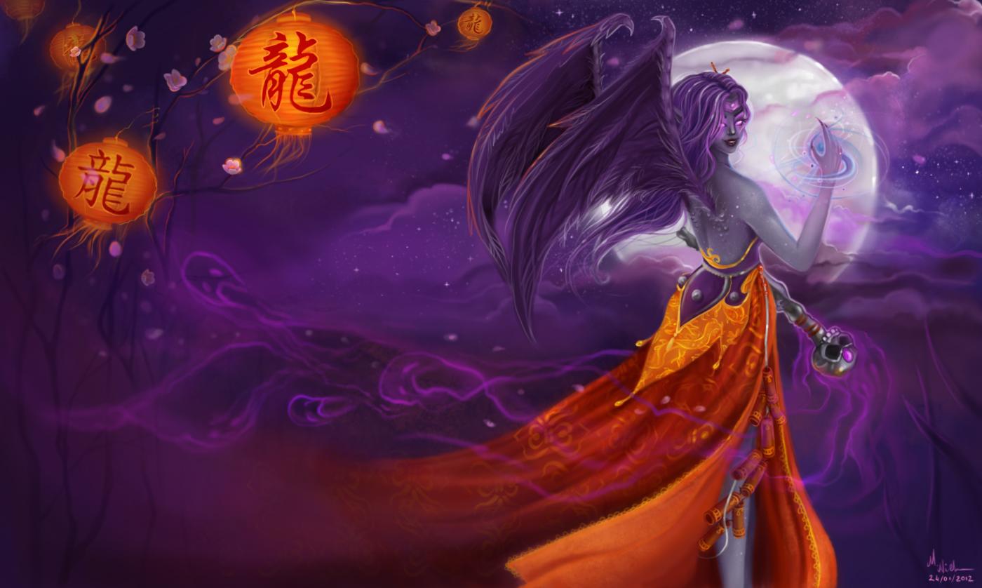 Art of Revelry Contest Morgana