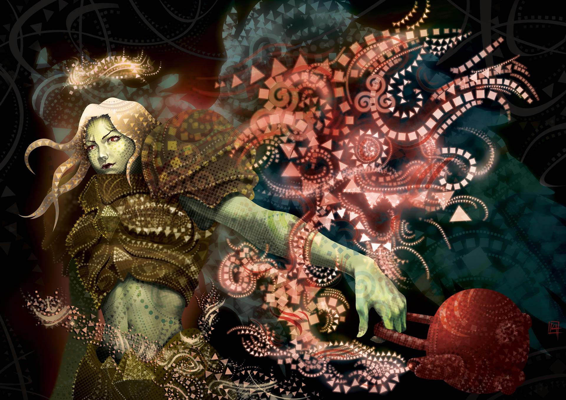 Art of Revelry Contest Orianna