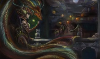Art of Revelry Contest Shyvana