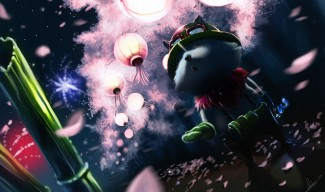 Art of Revelry Contest Teemo