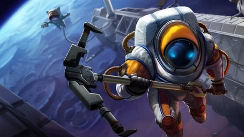 Astronautilus Skin