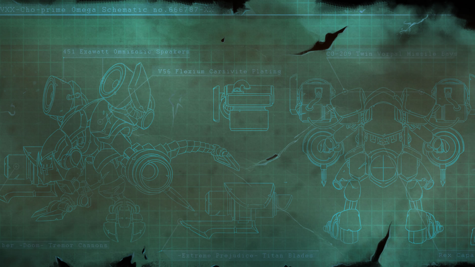 Battlecast Cho'Gath Blueprint