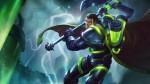 Bioforge Darius Skin - Wallpaper Size