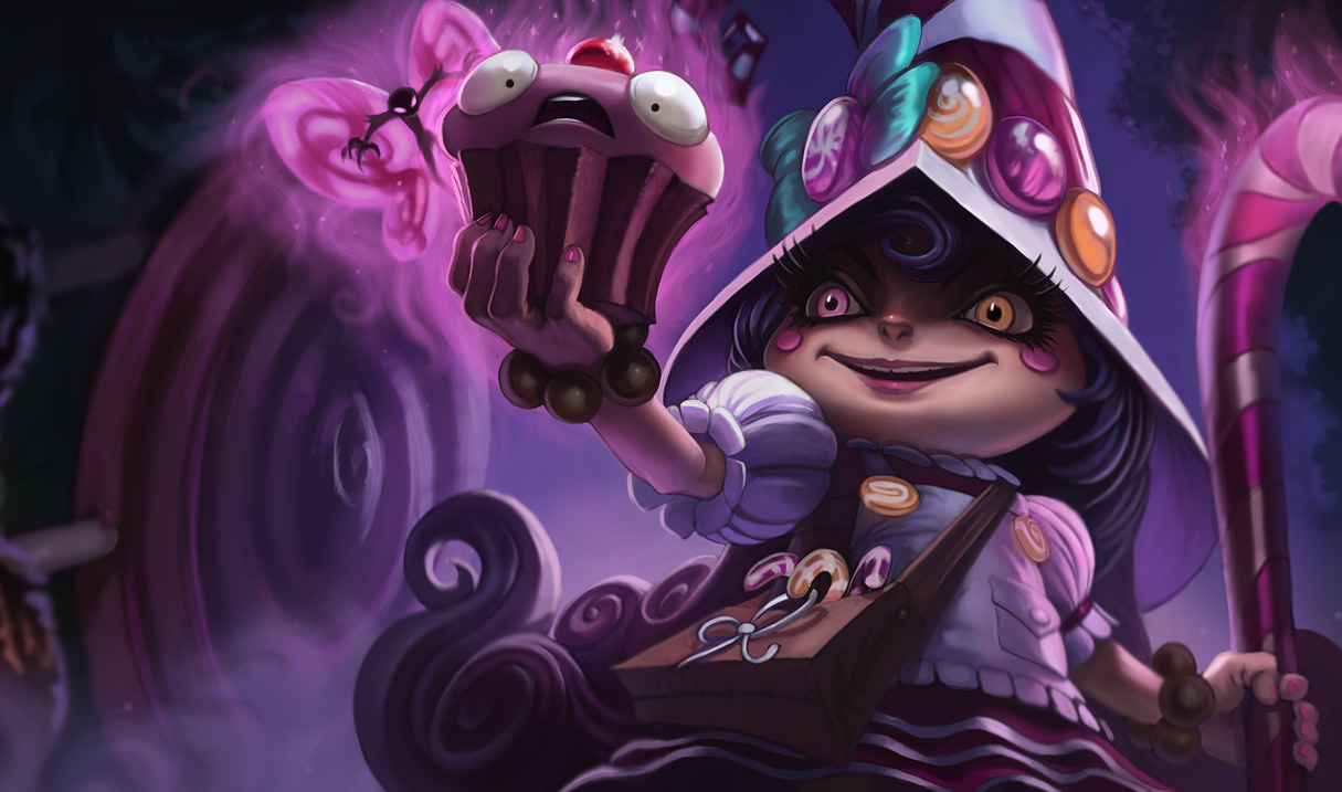 Bittersweet Lulu League Of Legends Wallpapers