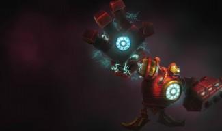 Iron Man Blitzcrank (?)