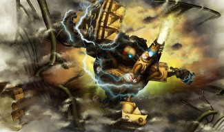 Blitzcrank Wallpaper