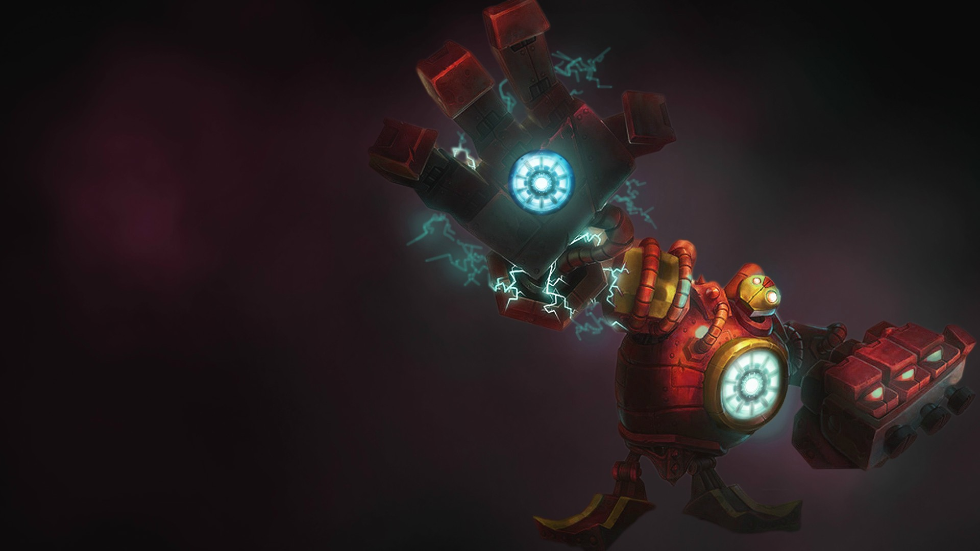 Iron Man Blitzcrank (?)