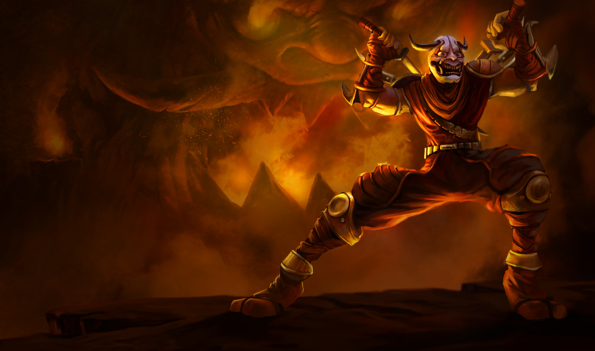 Frozen throne jarvan iv and shadowhunter zed wow related - Blood moon zed ...