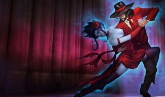 Tango Twisted Fate Skin - Chinese