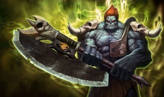 Sion Classic Skin - Chinese (2)
