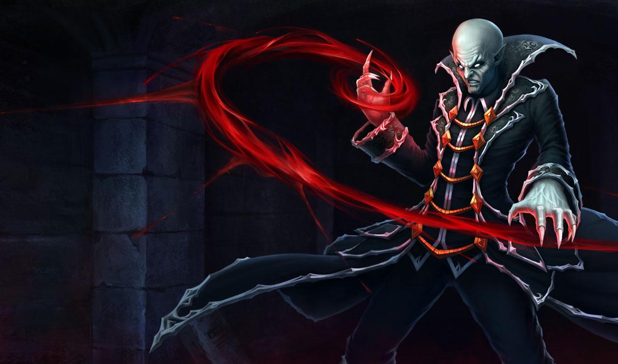 Nosferatu Vladimir Skin - Chinese