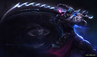 Chinese Headhunter Master Yi Splash Art