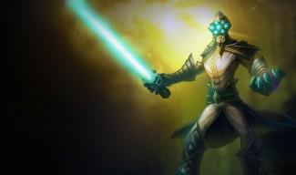 Chosen Master Yi (Original)