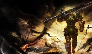 Commando Jarvan Skin