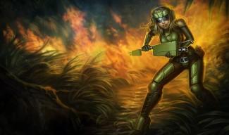 Commando Lux Skin