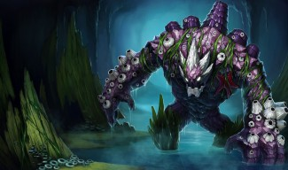 Coral Reef Malphite Skin - Chinese