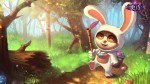 Cottontail Teemo Skin - Chinese