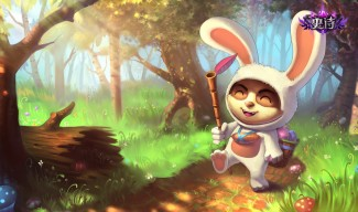 Cottontail Teemo Chinese