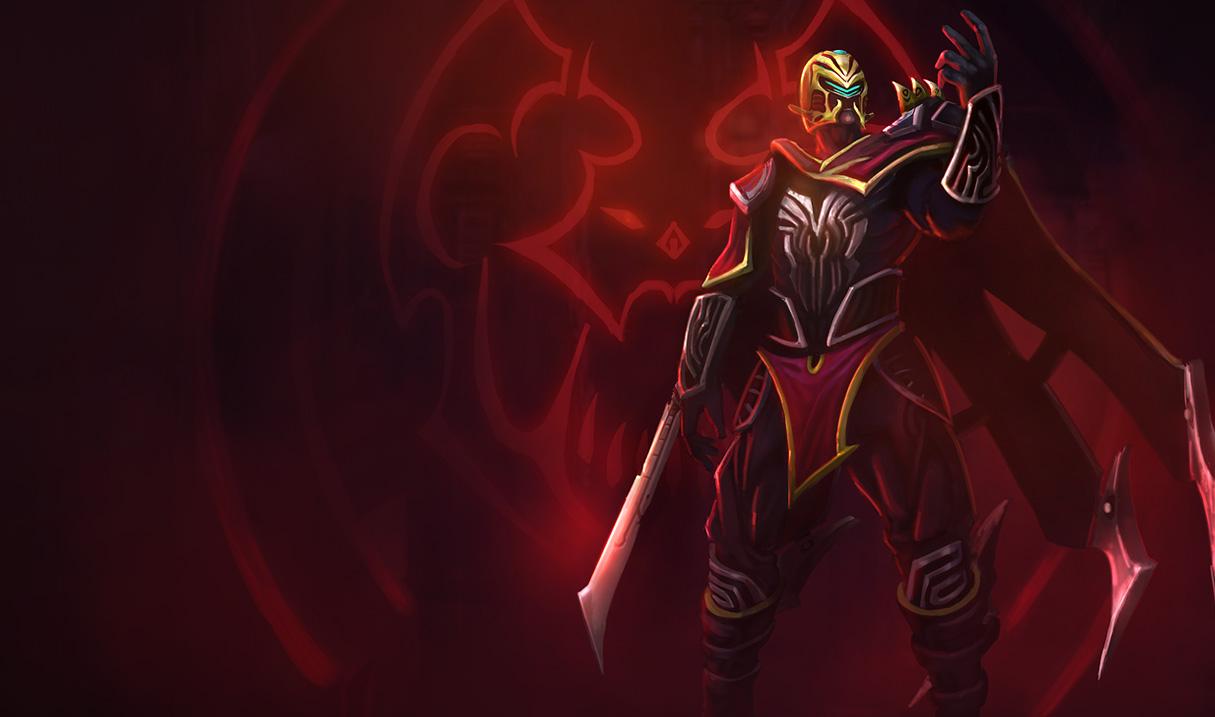 Crimson Elite Talon Skin