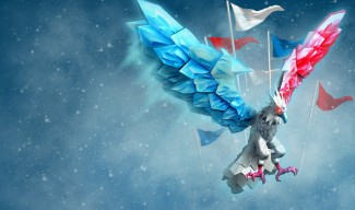 Team Spirit Anivia Skin - Old