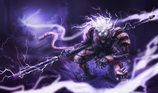 Cyborg Wukong by Samuraijaii