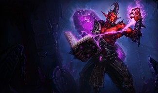 Dark Crystal Ryze Skin
