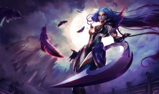 Dark Valkyrie Diana - Updated