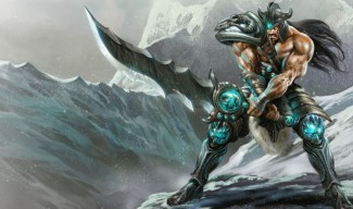 Tryndamere Classic Skin - Chinese