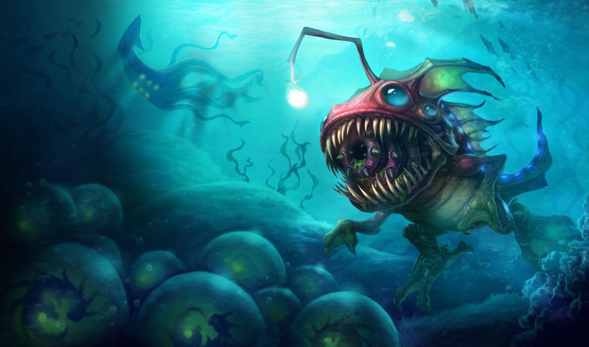 Deep Sea Kog'Maw Skin