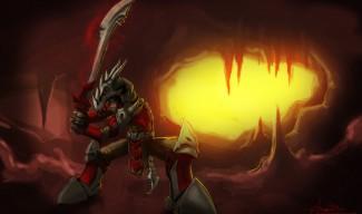 Dragon Hunter Yi by Shadradson