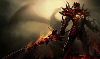 Dragonslayer Jarvan Skin - Chinese