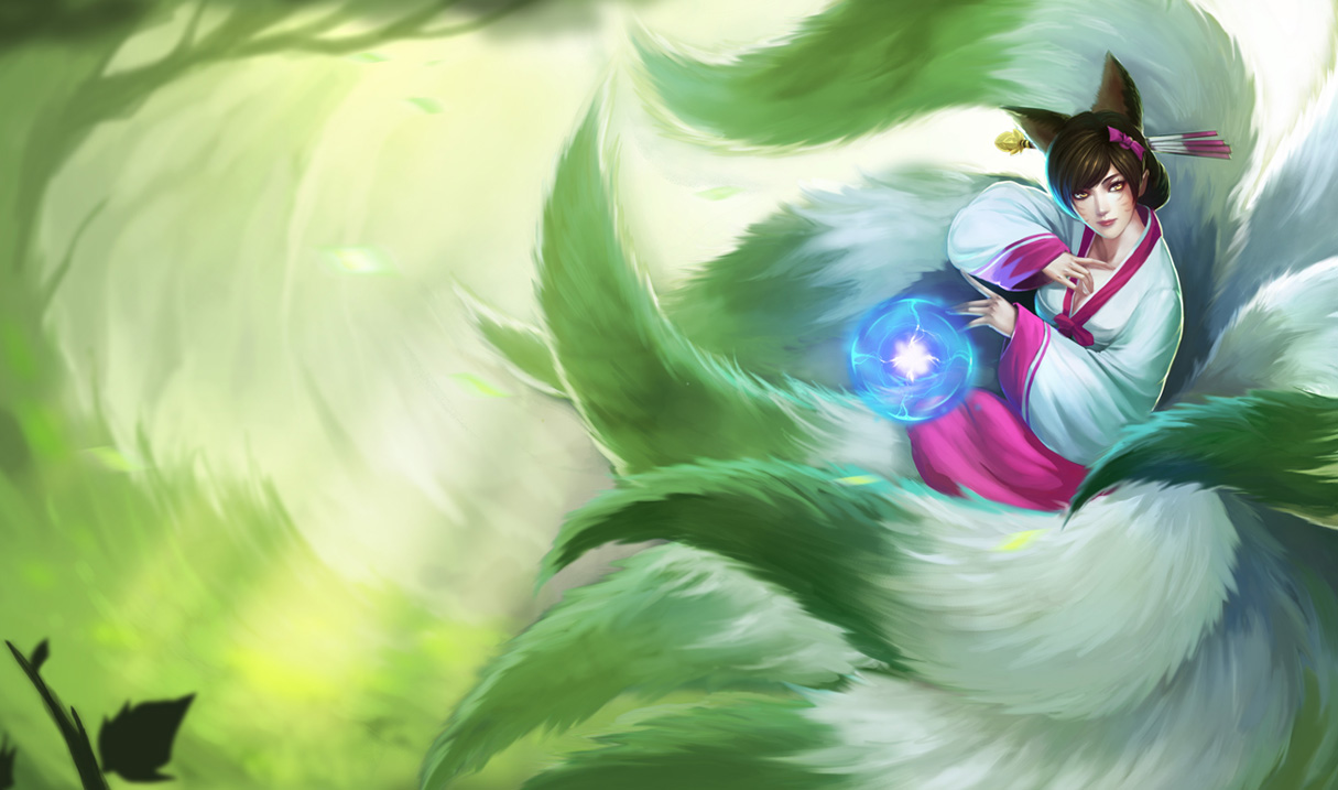 Dynasty Ahri - Chinese