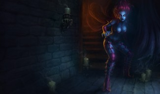 Evelynn Classic Skin - Updated