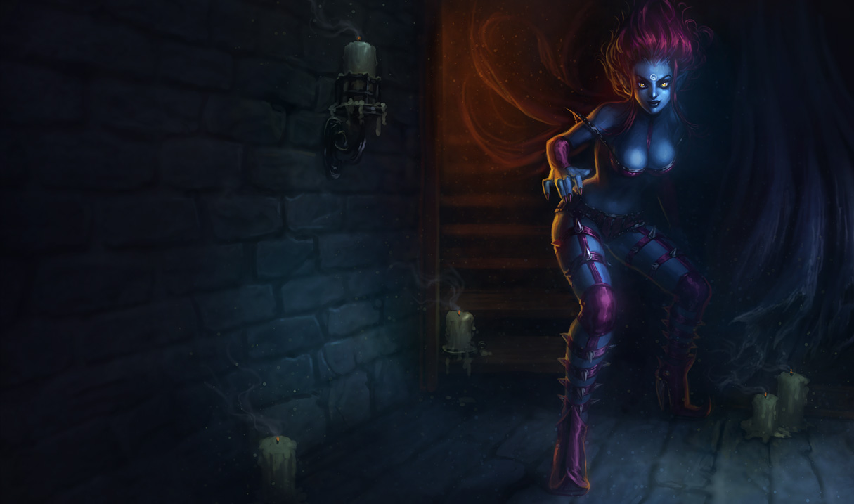 Evelynn Classic Skin Updated League Of Legends Wallpapers