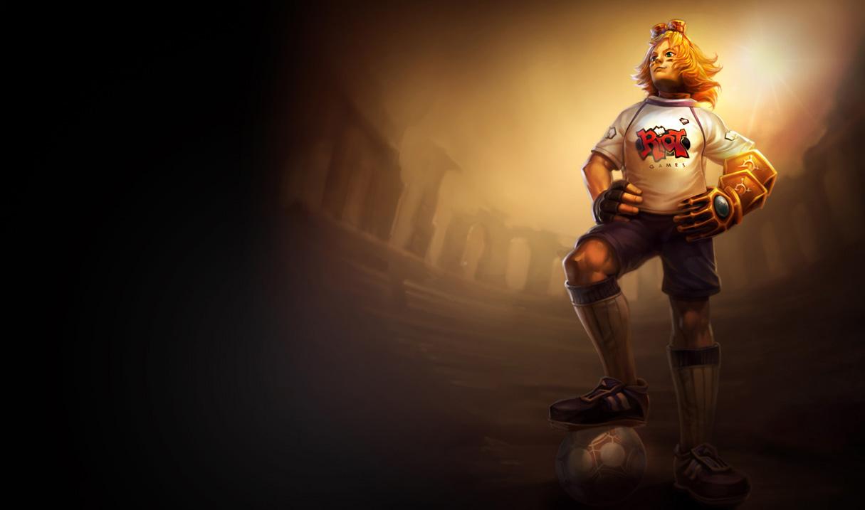 Striker Ezreal Skin Original Artwork League Of Legends Wallpapers