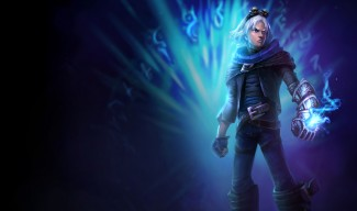 Frosted Ezreal Skin (Original Artwork)