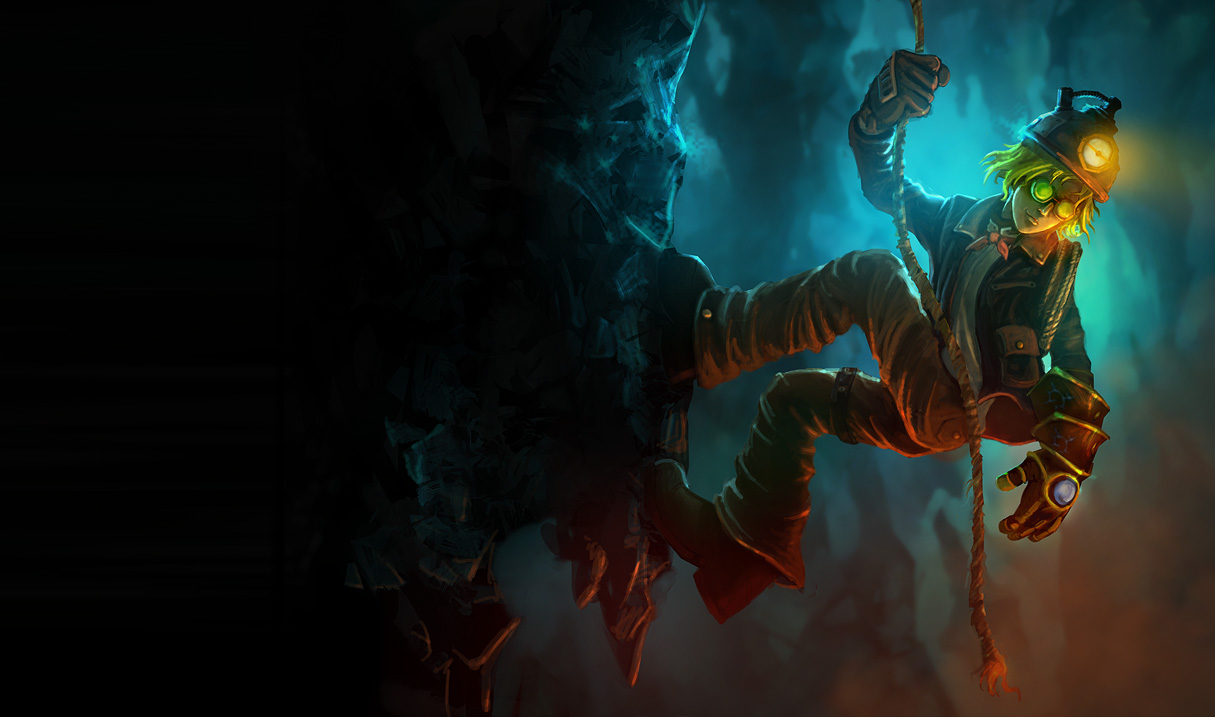 Explorer Ezreal Skin - League of Legends Wallpapers