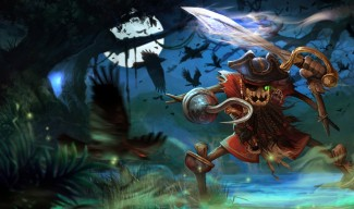 Fiddle Me Timbers Skin – Chinese (Fiddlesticks)