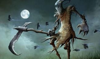 Fiddlesticks Fanart (2)
