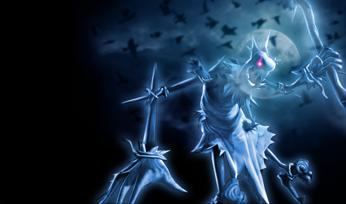 Spectral Fiddlesticks Skin
