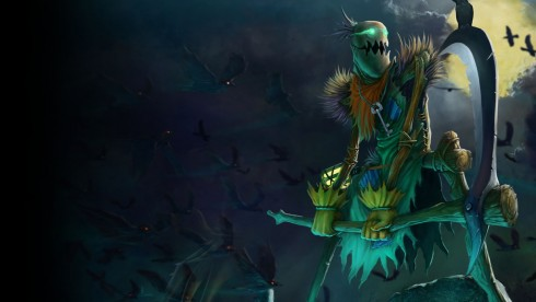 Fiddlesticks Classic Skin