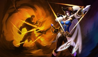 Royal Guard Fiora - Chinese