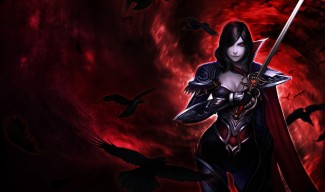 Nightraven Fiora - Chinese