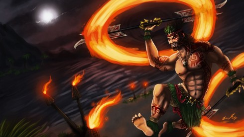 Firedancer Draven by Dargonite (1)