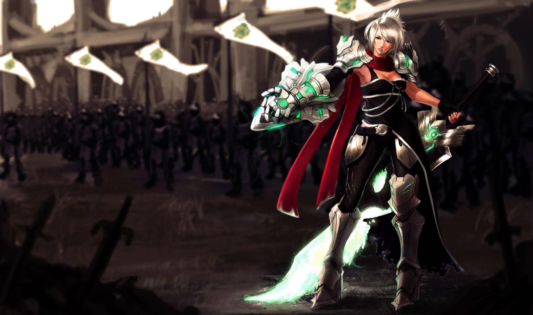 Glory of War Riven