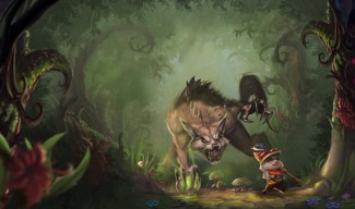 Great Hunt Teemo Wallpaper