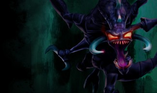 Nightmare Cho'Gath Splash Art