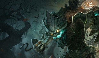 Haunted Maokai Skin